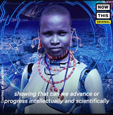 Indigenous Kenyans in Space 🚀 👽 The MaaSci Project
