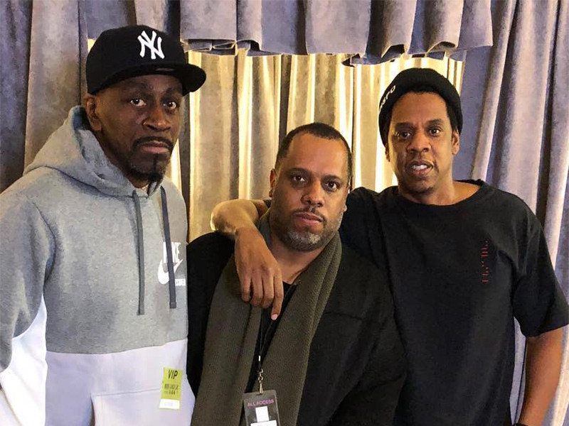 @S_C_ #JAYZ and @TheRealJazO #Truce for #HIPHOP in #Chicago