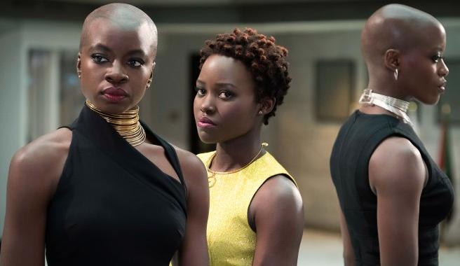 @TheBlackPanther Hood Movie Review @chadwickboseman @michaelb4jordan @Lupita_Nyongo @ImAngelaBassett @ForestWhitaker @DanaiGurira @Winston_Duke@letitiawright