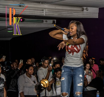 Dreezy Performing -0728