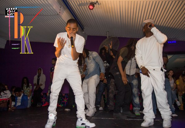 Lil Mouse Performing-