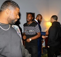 D Nash and Bump J in the cut demonstrating