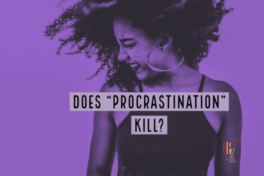 """They"" Say Procrastination Kills but Does it Really 🤔 💭"