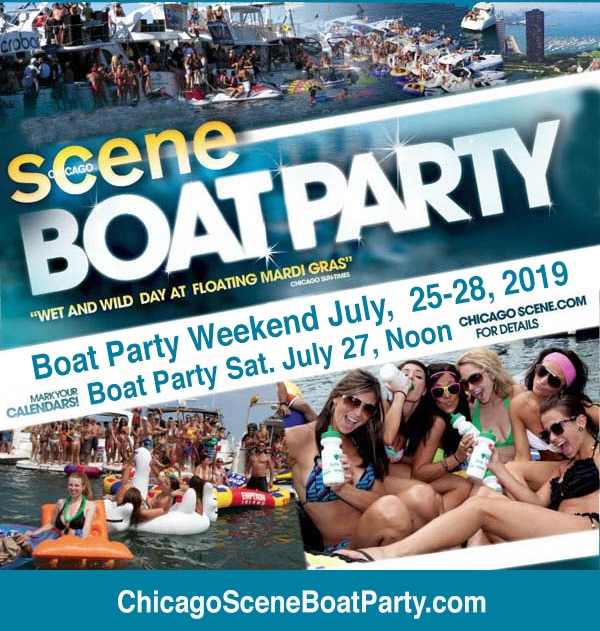 "Did You Miss ""The Chicago Boat Scene Weekend"" ? It was Bussin Hard."