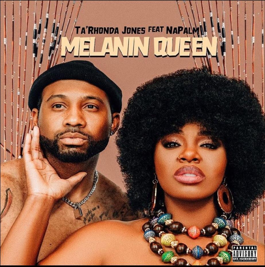 Melanin Queen by @TarhondaJay Featuring@RealNalPalm
