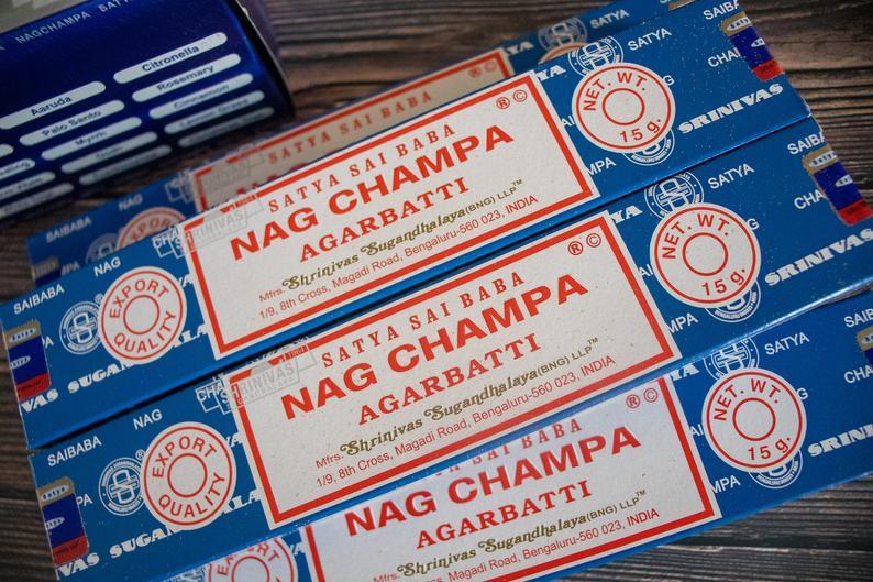 nag-champa